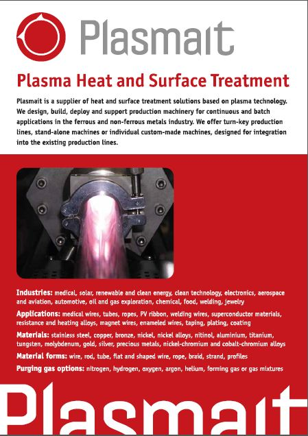 Plasmait BROCHURE